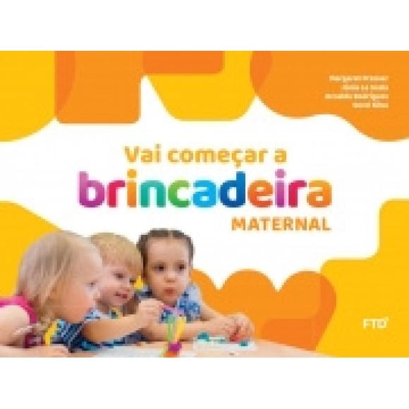 VAI COMEÇAR A BRINCADEIRA MATERNAL