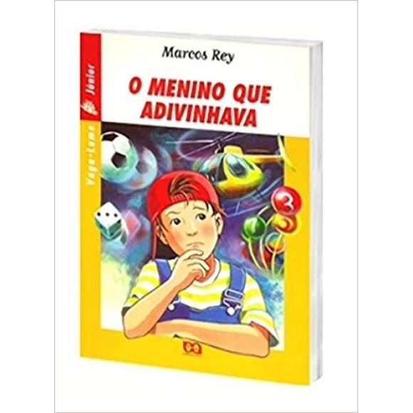 MENINO QUE ADIVINHAVA,O - MARCOS REY