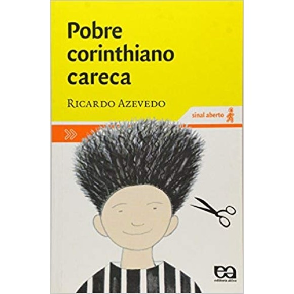 POBRE CORINTHIANO CARECA - SINAL ABERTO - AZEVEDO