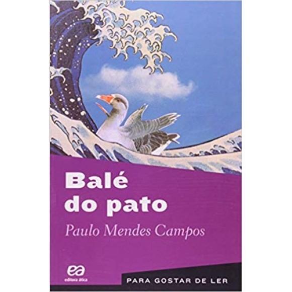 BALE DO PATO - PARA GOSTAR DE LER 24 - CAMPOS