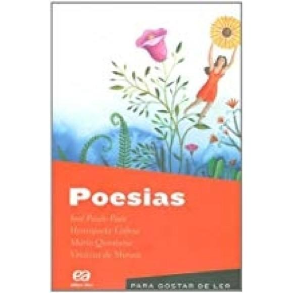 POESIAS - PARA GOSTAR DE LER 6 - PAULO PAES